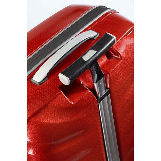 Червен спинер на 4 колела Firelite 80 см