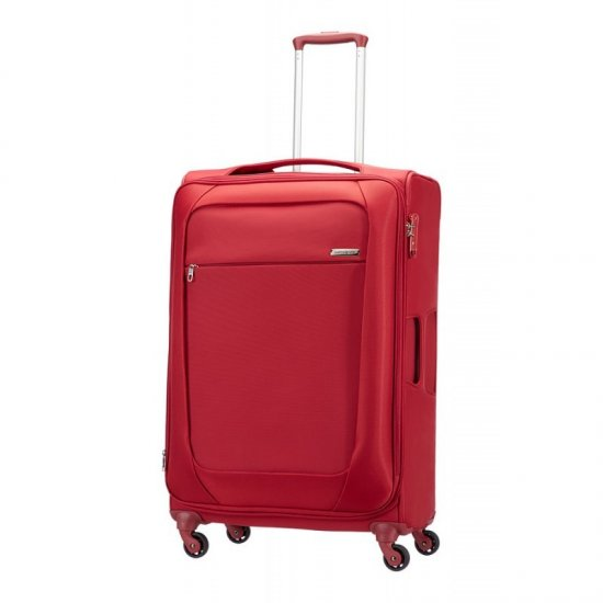 Red Spinner Expandable 4 wheels B-Lite 63 сm