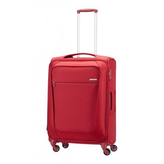 Червен спинер с допълнително разширение на 4 колела B-Lite 70 см