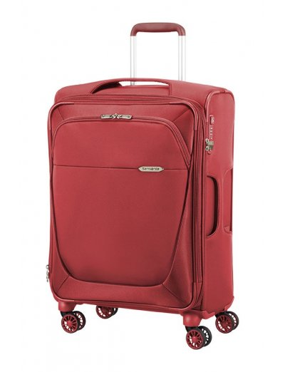 Red B-lite 3 Spinner on 4 wheels Expandable 63 cm. - Product Comparison