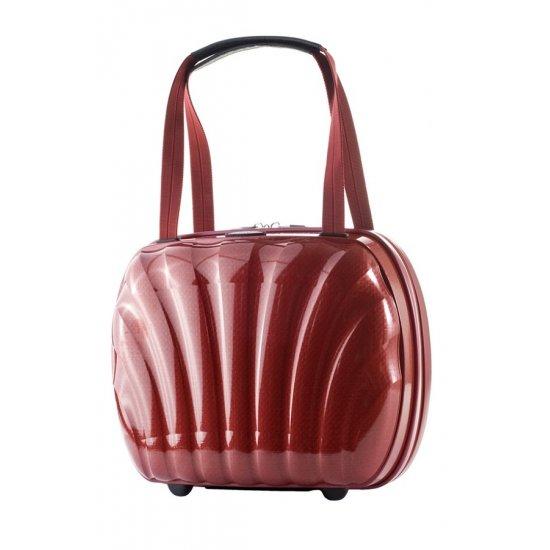 Червена козметична чанта Cosmolite