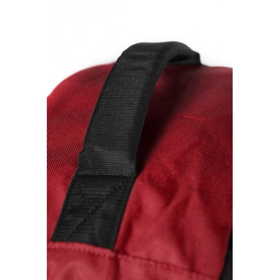 Red backpack Metatrack, size M