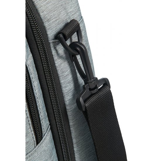 City Drift 3-Way Boarding Bag 39.6cm/15.6inch Black/Grey