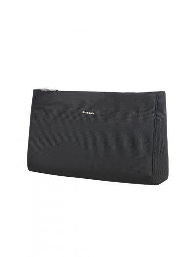 Cosmix Cosmetic Pouch L Black - Product Comparison