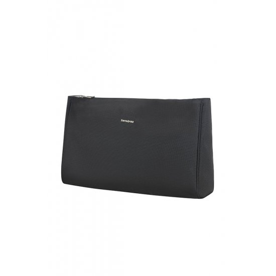 Cosmix Cosmetic Pouch L Black