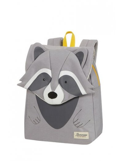Happy Sammies Backpack S+  Raccoon Remy - Kids' series