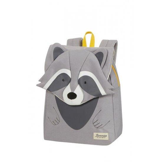 Happy Sammies Backpack S+  Raccoon Remy