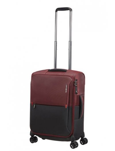 Rythum Spinner with wheels 55cm Burgundy -