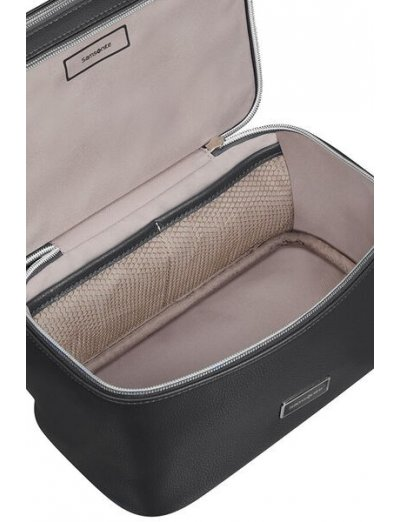 Karissa 2.0 Dlx Beauty case Black - Toiletry bags and cases