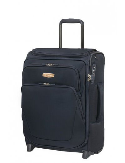 Spark SNG Eco Upright Toppocket Expandable 55cm Blue - Spark Sng  Eco
