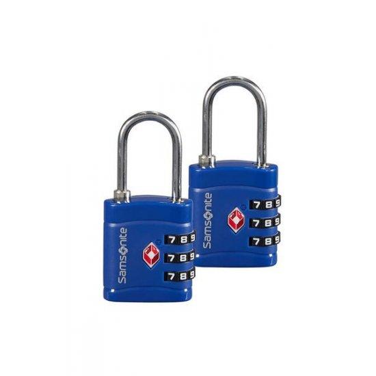 Travel Accessories Combilock 3Dial TSA X2
