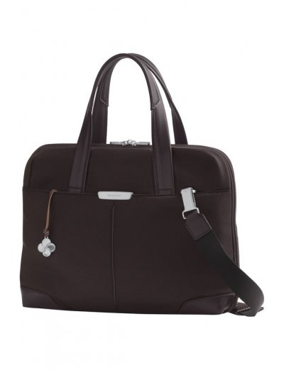 Ladie's business bag  14.1 - Leather laptop bags