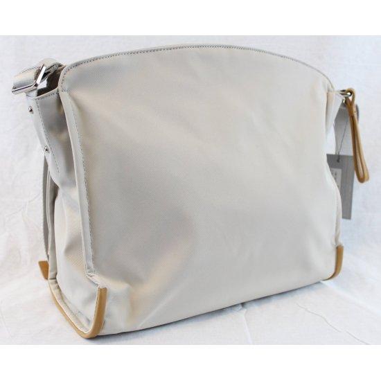 Дамска бизнес чанта за 14,1 инча лаптоп Lady Biz II сребърно сив цвят