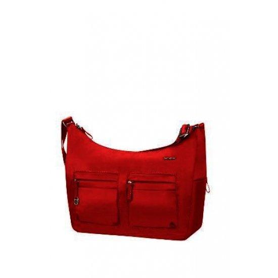 Move 2.0 Shoulder Bag M 2 Scarled Red