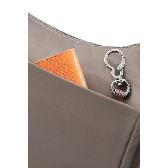 Move 2.0 Secure Shoulder bag S Army Grey