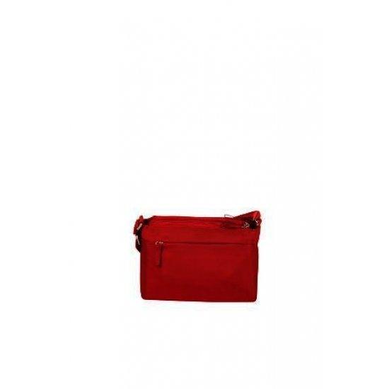 Move 2.0 Horizontal Shoulder Bag S Scarlet Red