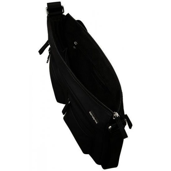 Move 2.0 Hobo M Expandable Black