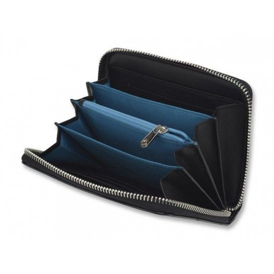 Black ladie's wallet Midtown 2, model: U60.09.203