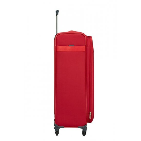 Citybeat Spinner 4 wheels 78cm Exp. Red