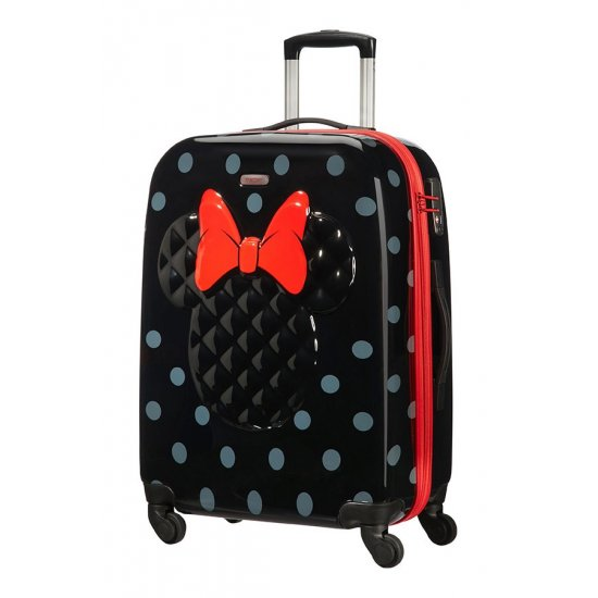4-wheel cabin baggage Spinner suitcase 66 cm Minnie Iconic