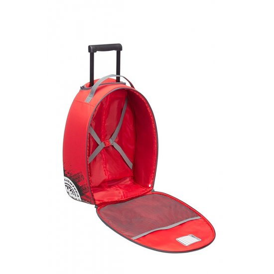Upright 45cm Cars Dynamic Cabin Case