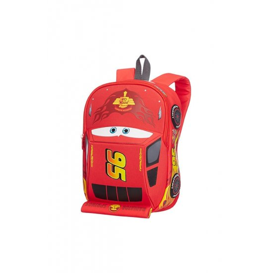 Backpack S Cars Classic