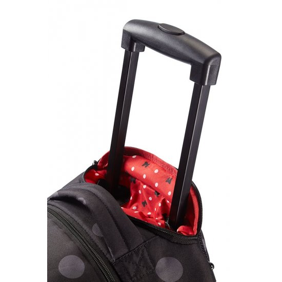 Backpack with Wheels Minnie Iconic