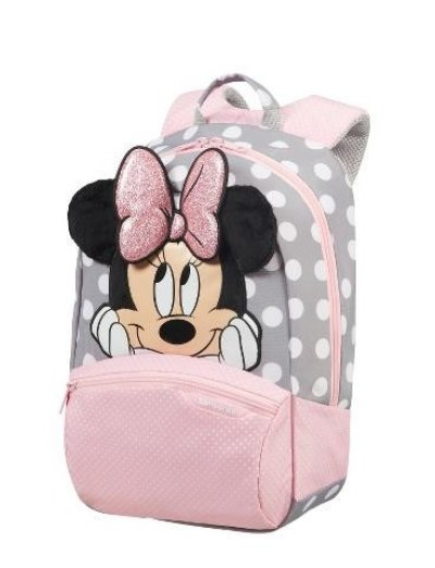 Disney Ultimate 2.0 Backpack S+ Minnie Glitter - Kids' backpacks for kindergarden