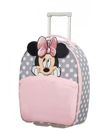 Disney Ultimate 2.0 Upright (2 wheels) 49cm Minnie Glitter - Kids' suitcases