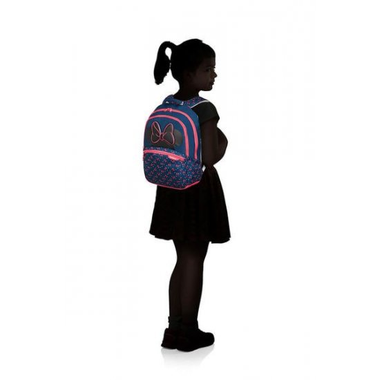 Disney Ultimate 2.0 Backpack М Minnie Neon