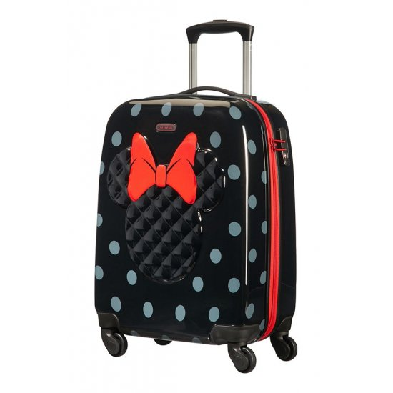 4-wheel cabin baggage Spinner suitcase 56 cm Minnie Iconic