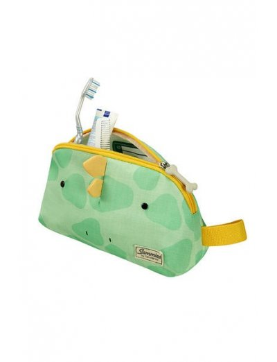 Happy Sammies Toiletry Bag Dino Rex - Happy Sammies