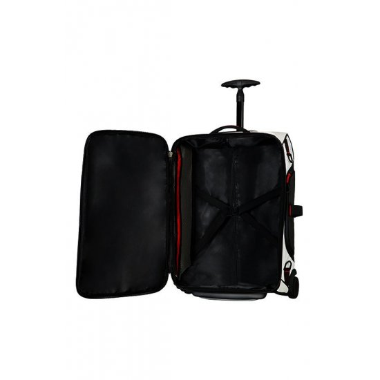 Duffle with wheels 55cm