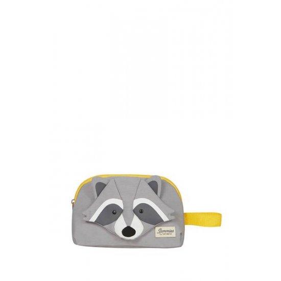 Happy Sammies Toiletry Bag Raccoon Remy