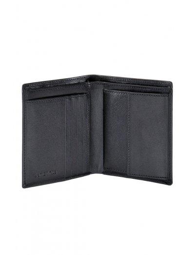 Success Slg Billfold 4cc + 3 Comp Black - Men's leather wallets