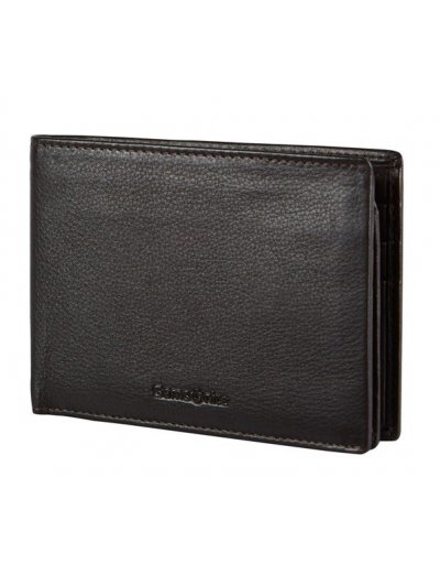 Success Slg Billfold 9cc + V Flap + 2Comp + W - Leather wallets
