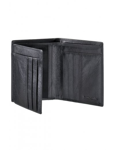 Success SLG Wal 6CC + W + 3C Black - Leather wallets