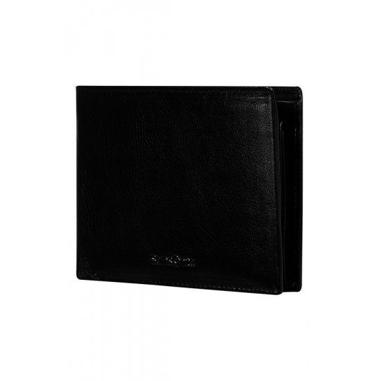Success Slg Billfold 4cc + 2 Comp Black