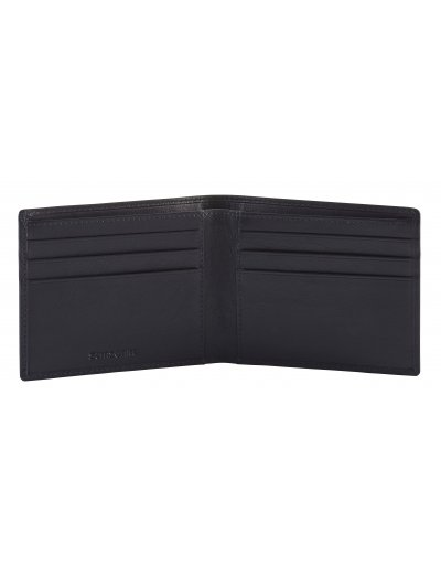 Success Slg Billfold 6cc + V Flap + 2Comp + W - Leather wallets
