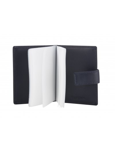 Success Slg CC/Visit Card Holder Vertical Black - Leather wallets