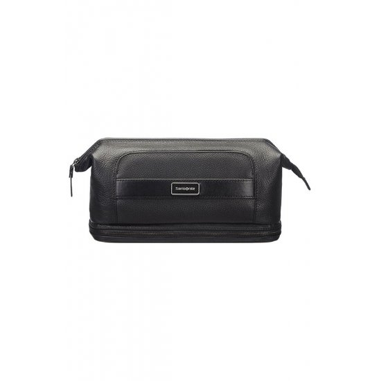 Tuxedo Cosmetic Cases Cosmetic Pouch L Black