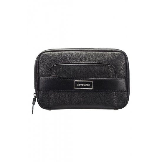 Tuxedo Cosmetic Cases Cosmetic Pouch M Black