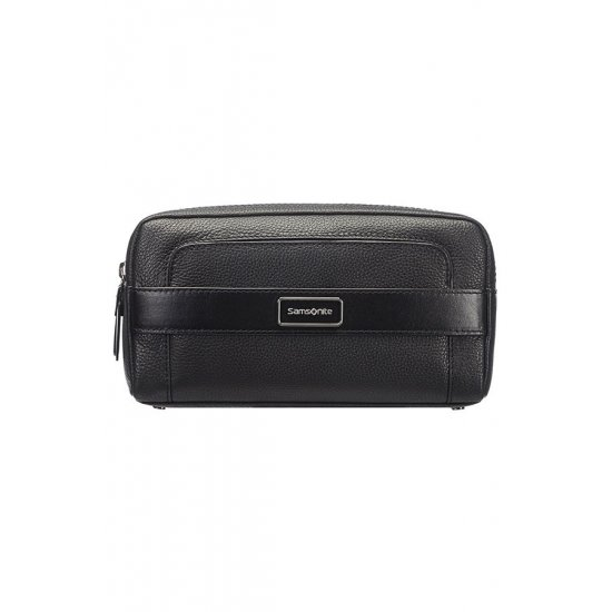 Tuxedo Cosmetic Cases Cosmetic Pouch Black