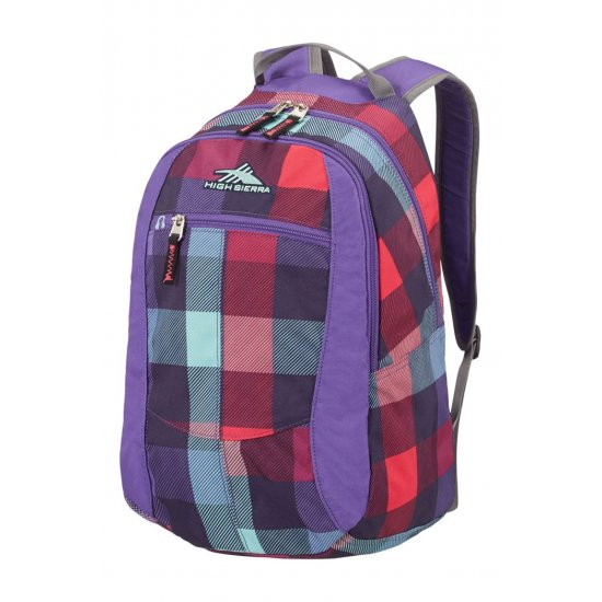 High Sierra Laptop Backpack  iPod