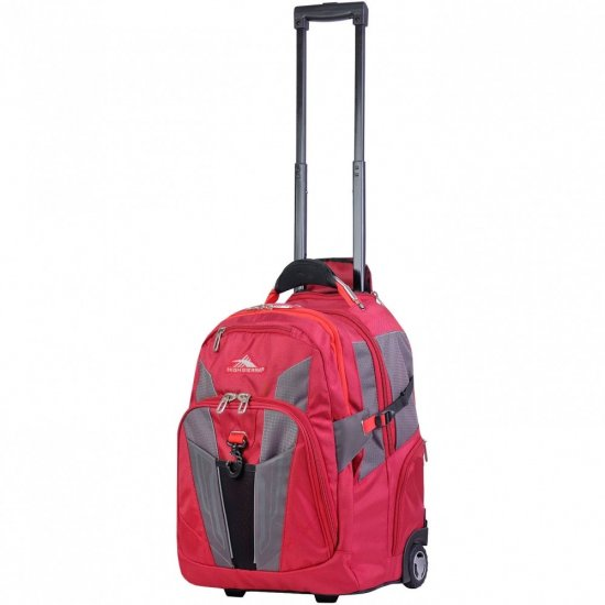 High Sierra Laptop Backpack/wh 15 inch