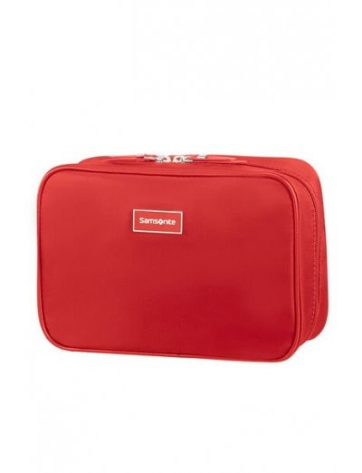 Karissa Cosmetic Pouch Formula Red - Toiletry bags and cases