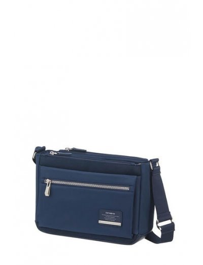 Openroad Lady  Shoulder bag  Midnight blue - Women's bags