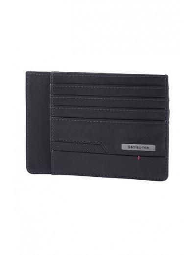 Pro-Dlx 5 Slg Credit Card Holder - Men's leather wallets