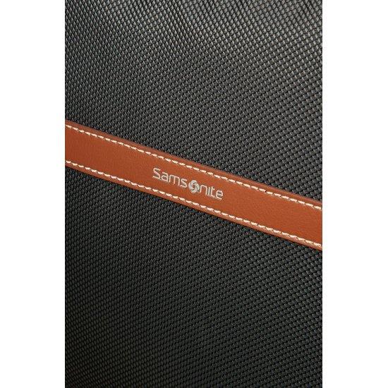Fairbrook Bailhandle 39.6cm/15.6″ Black/Cognac