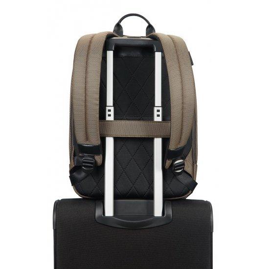 Fairbrook Laptop Backpack 39.6cm/15.6″ Bronze/Black